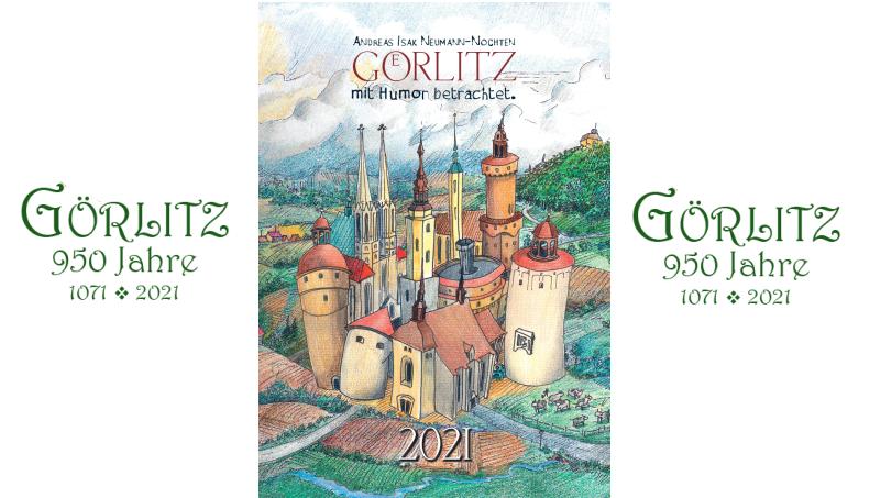 Görlitz-Kalender zum Jubiläumsjahr