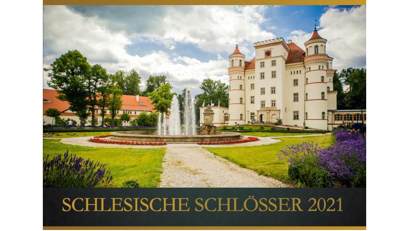 Neuer Kalender Schlesische Schlösser 2021