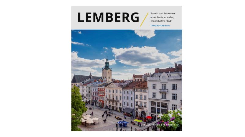 Neuerscheinung: Lemberg - Smaragd auf der via Regia