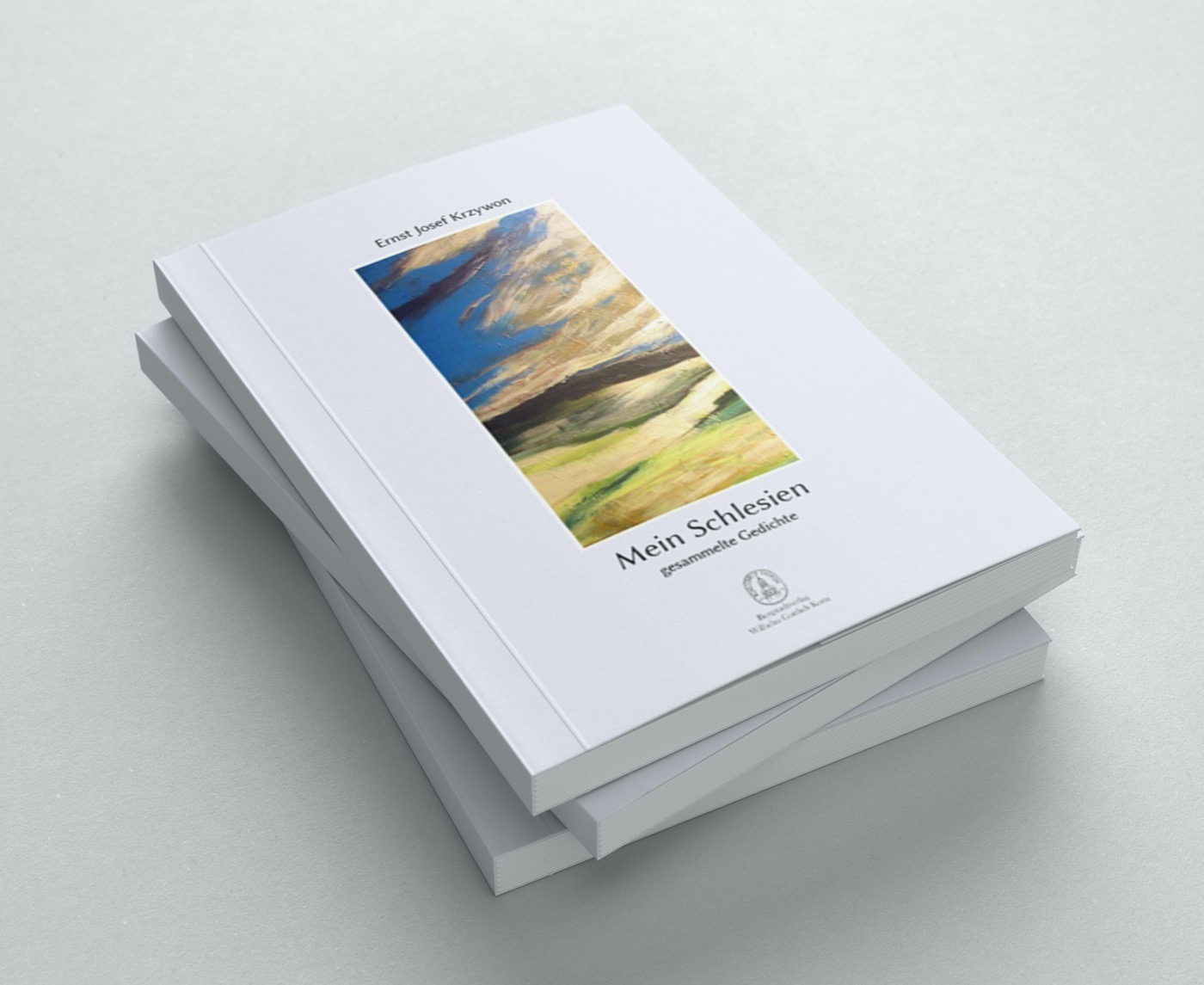 Neuer Gedichtband von Ernst Josef Krzywon