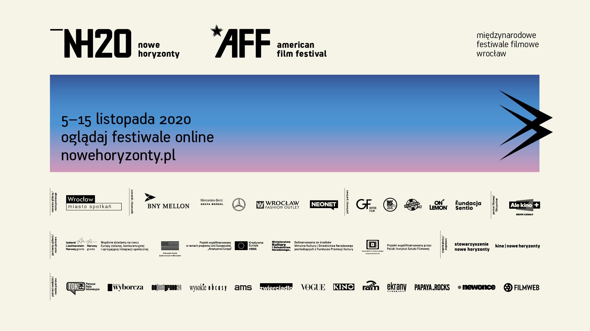 20. Internationales Filmfestival Nowe Horyzonty in Breslau