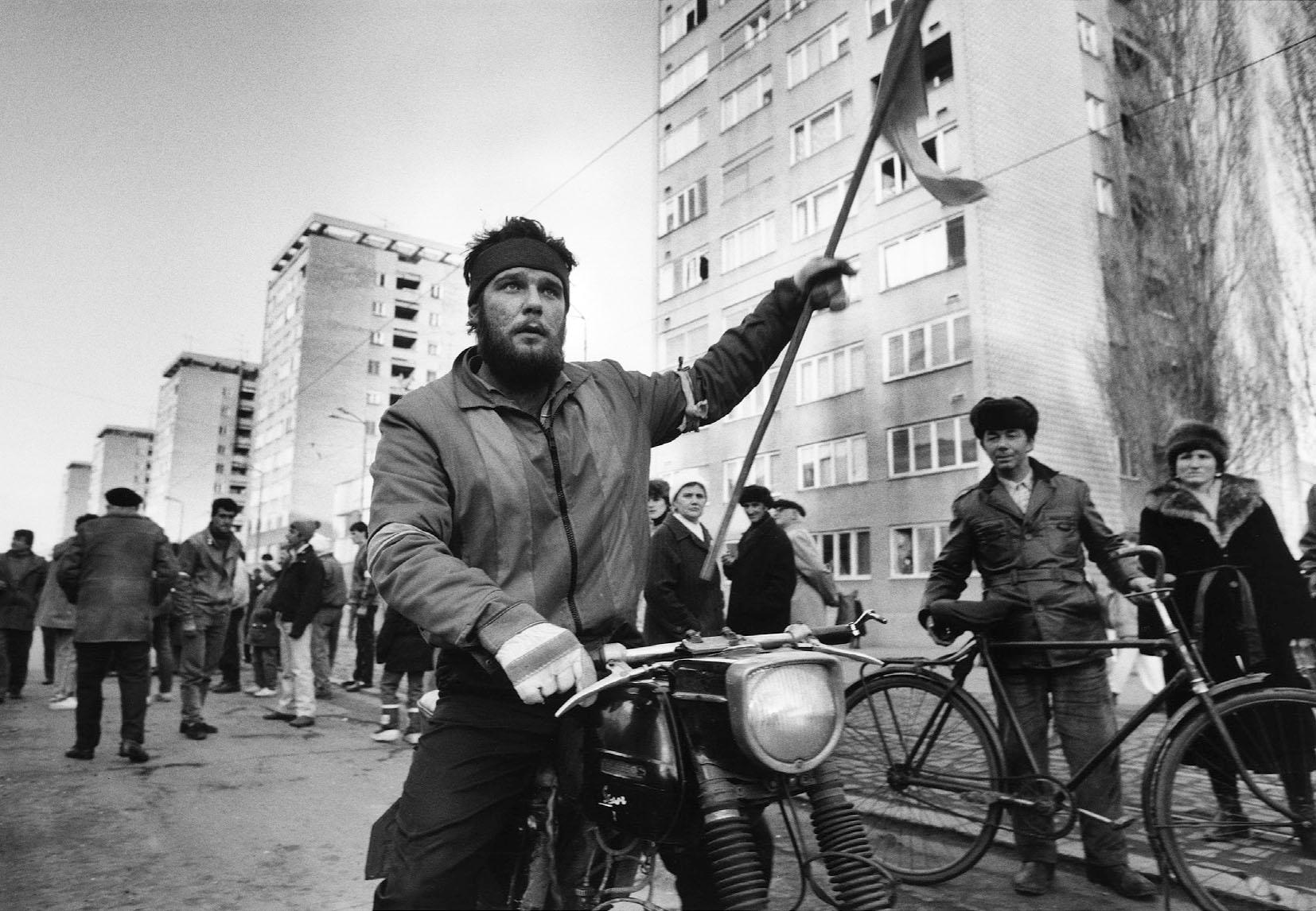 """Ausstellungseröffnung in der Gedenkstätte Bautzen: """"1989 Zeitenwende: Osteuropa zwischen Friedlicher Revolution und Gewalt"""""""