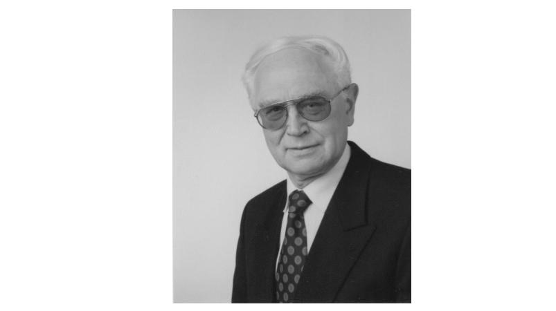 Prof. Josef Joachim Menzel verstorben