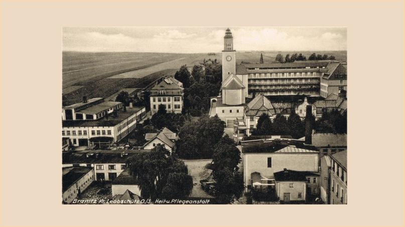 Vergessene Opfer der NS-Euthanasie - Die Ermordung schlesischer Anstaltspatienten 1940-1945