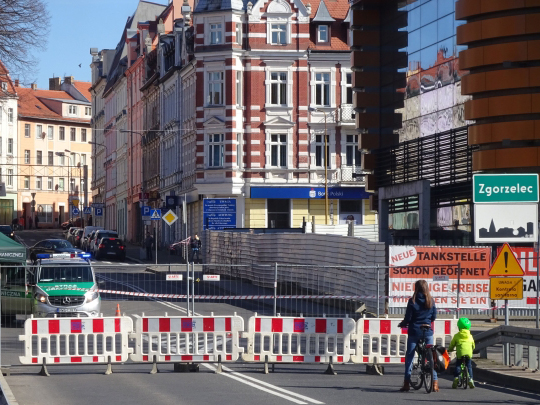 Bernd Posselt fordert Öffnung der EU-Binnengrenzen