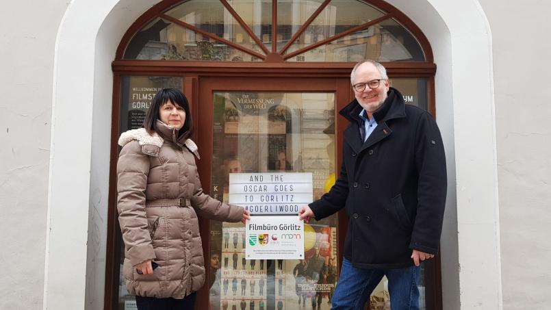 Görlitz eröffnet Filmbüro