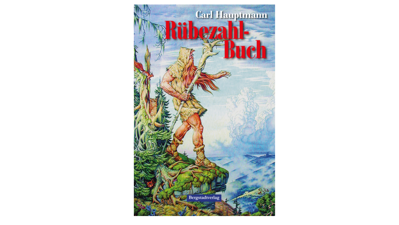 Rübezahl-Buch von Carl Hauptmann