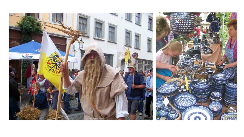 Schlesischer Tippelmarkt am 17.-18. Juli 2021 in Görlitz