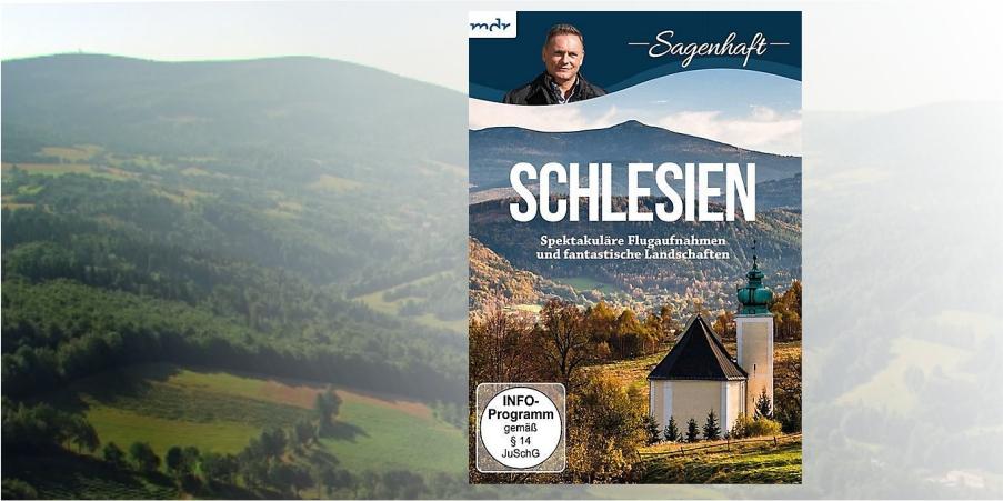 """DVD zum Fernsehfilm """"Sagenhaft: Schlesien"""""""