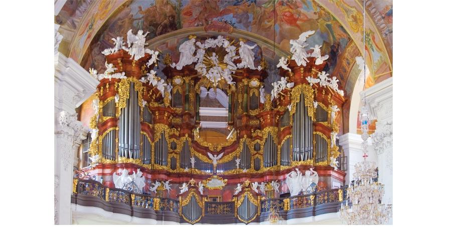 Orgel in Kloster Grüssau in Gefahr