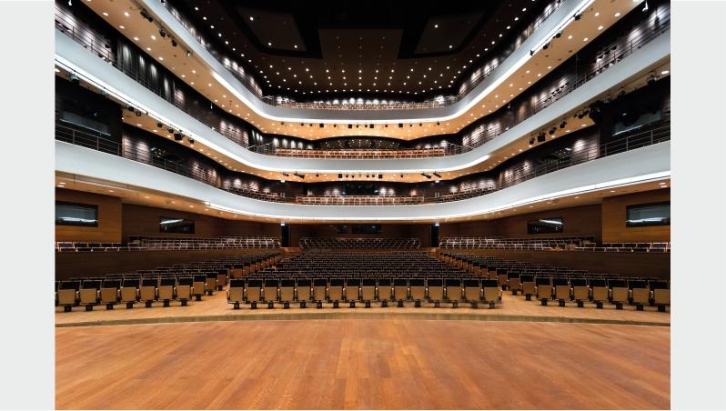 Breslau: Beginn der neuen Spielzeit im Nationalen Musikforum