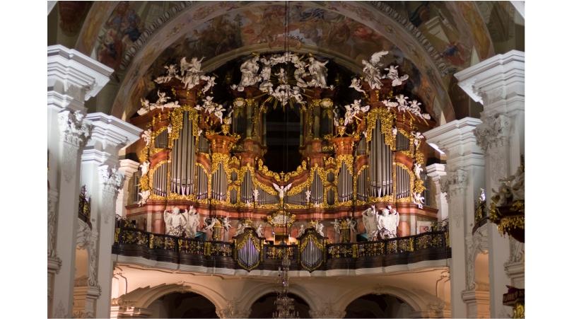Engler-Orgel in Grüssau gerettet