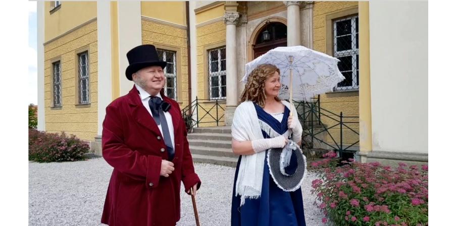 Lomnitz eröffnet Schlossmuseum